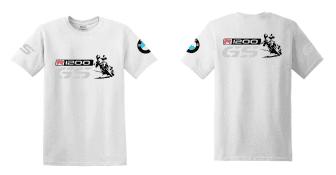 a0e7ac9bf9 R 1200 GS BMW férfi póló motoros t-shirt fehér szürke GS piros R ...